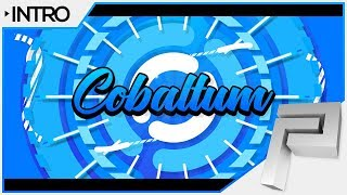 [2D Intro] Cobaltum ➟ By PhantomFX | Paid