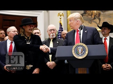 Kid Rock Speaks At The White House Mp3