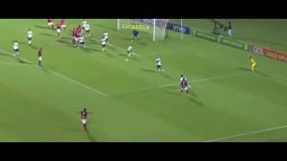 Gol de Walter Coritiba 2 x 1 Atlético-go Campeonato Brasileiro 2017