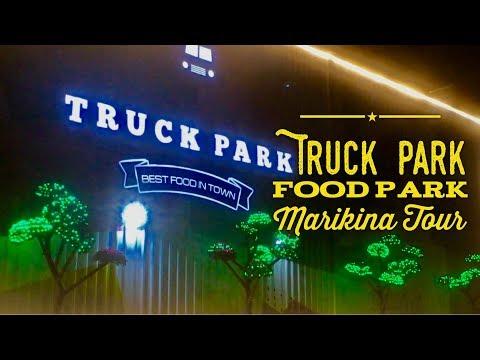 2017 Truck Park Food Park Marikina Tour by HourPhilippines.com
