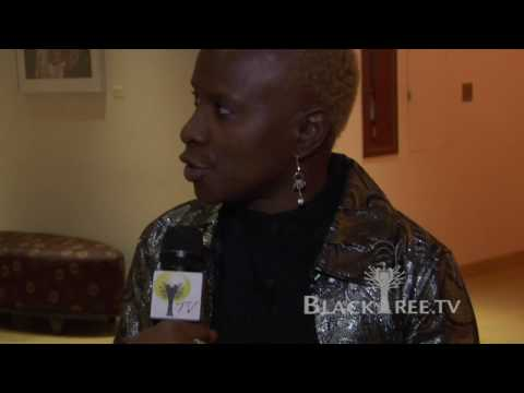 Angelique Kidjo interview on Barack Obama
