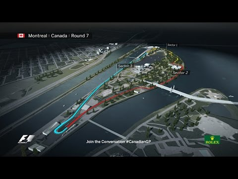 F1 Circuit Guide: Canadian Grand Prix