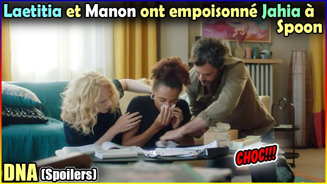 Download Demain nous appartient (Spoilers): Laetitia et Manon ont empoisonné Jahia à Spoon