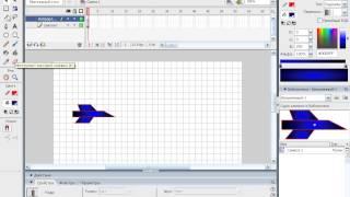 Движение по траектории(Видеоурок по созданию анимации движения в программе Macromedia Flash., 2013-03-16T15:11:40.000Z)