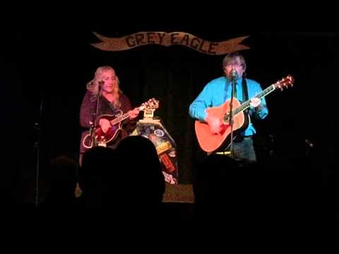 David Lee and Valerie Mayfield - Grey Eagle 1/2/2016