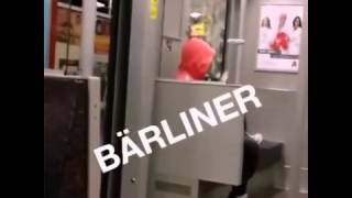 GIRL BULLIES MAN IN GERMAN TRAIN AND GETS OWNED BY TWO PASSENGERS!