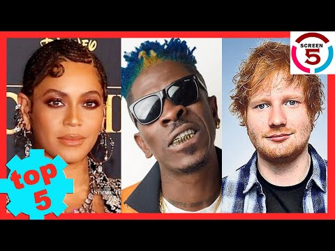 4 BIGGEST GHANAIAN COLLABS OF ALL TIME ft  Shatta Wale and Beyonce- Already