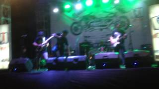 THEOGONY - SESAK (LIVE AT THE BIG PROJECT OF TEKNIK UNIFA 5 Makassar) # FIRST STAGE