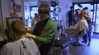 Nero Barbershop in de race voor: Beste barbershop van Nederland en België