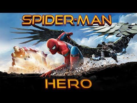 """Spider-Man: Homecoming """"Hero"""" Music Video"""