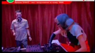 SHAKEанемо - Sean Tyas & Simon Patterson live in studio M1 Thumbnail