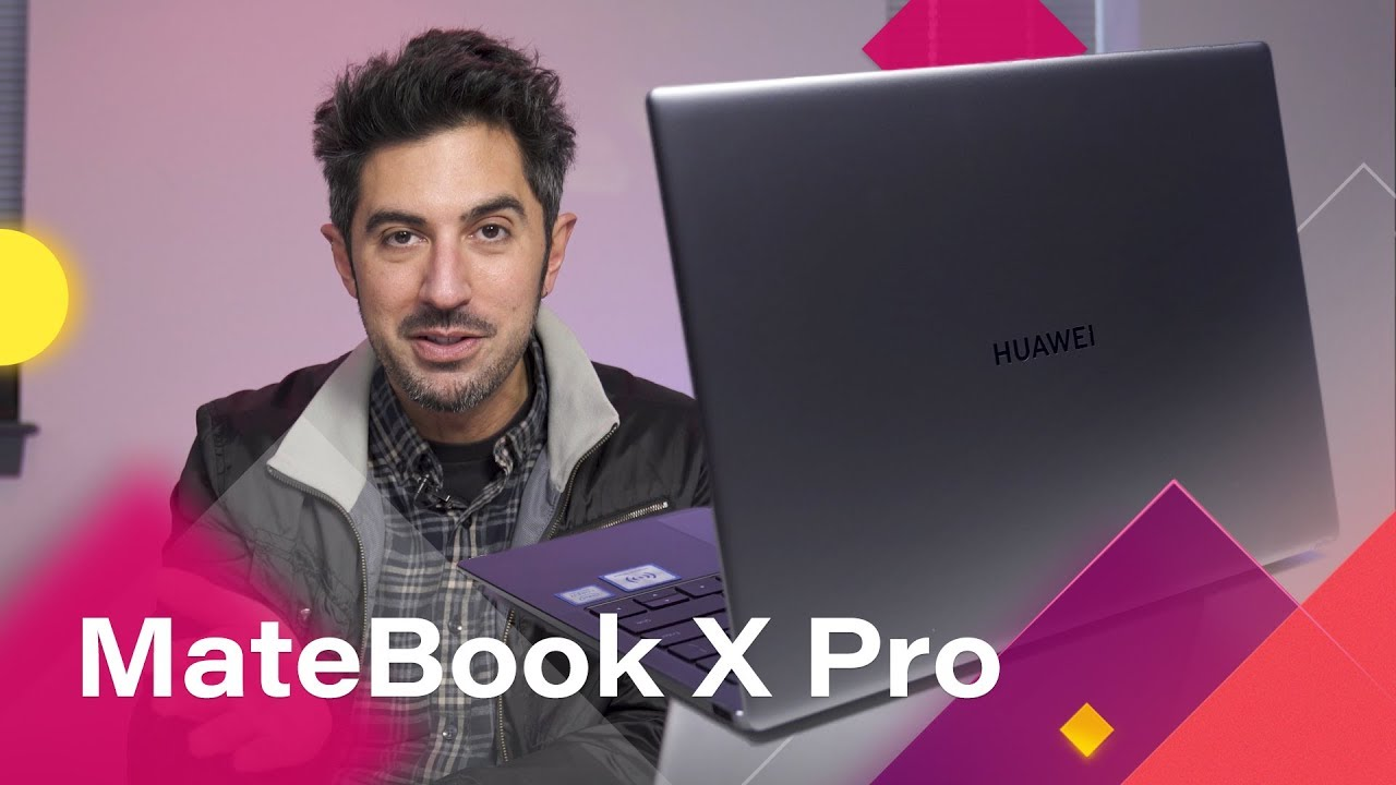 Huawei MateBook X Pro (2019) review: More powerful and