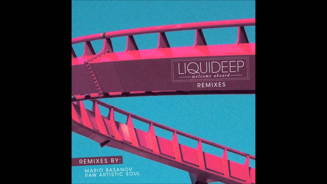 welcome on board liquideep mp3