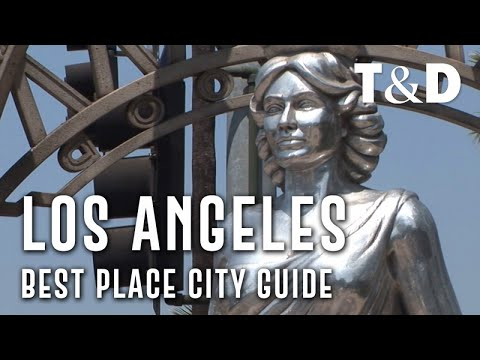 Los Angeles Best Places City Guide [ Full Video ] Traver&Discover
