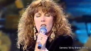 CATERINA CASELLI - Bisognerebbe Non Pensare Che A Te (Festival Di Sanremo 1990 - AUDIO HQ)