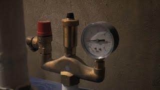 як зробити опалювальну систему в приватному будинку