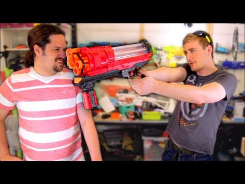 NERF Artemis Review - Australians VS Rival Rnd 3