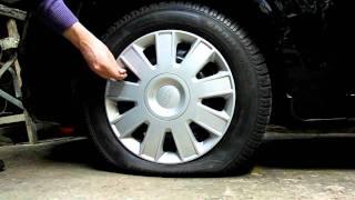 Deflate Car Tire