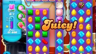 Candy Crush Saga SODA Level 1622 CE