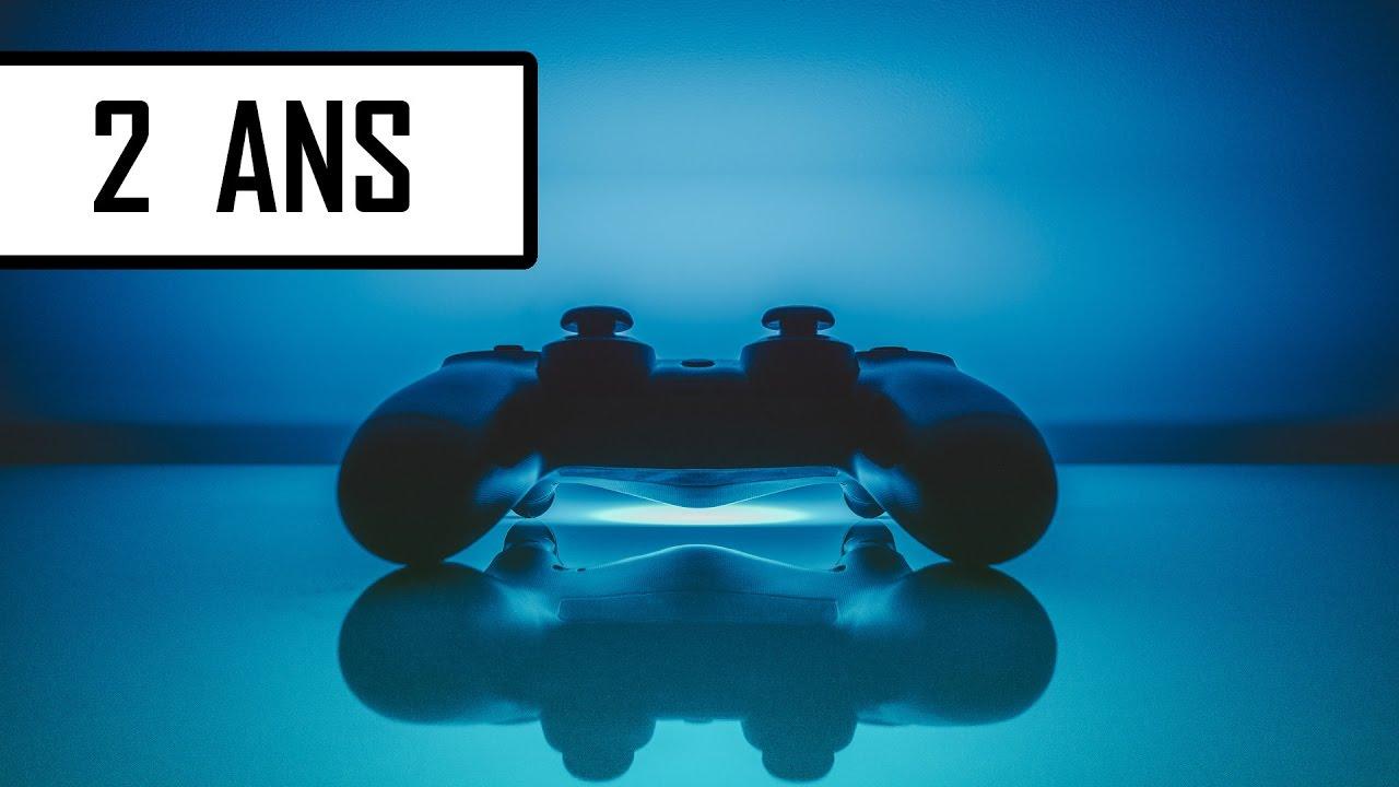 2 ans de la chaîne : Avenir de la chaîne, jeux vidéo et abonnés