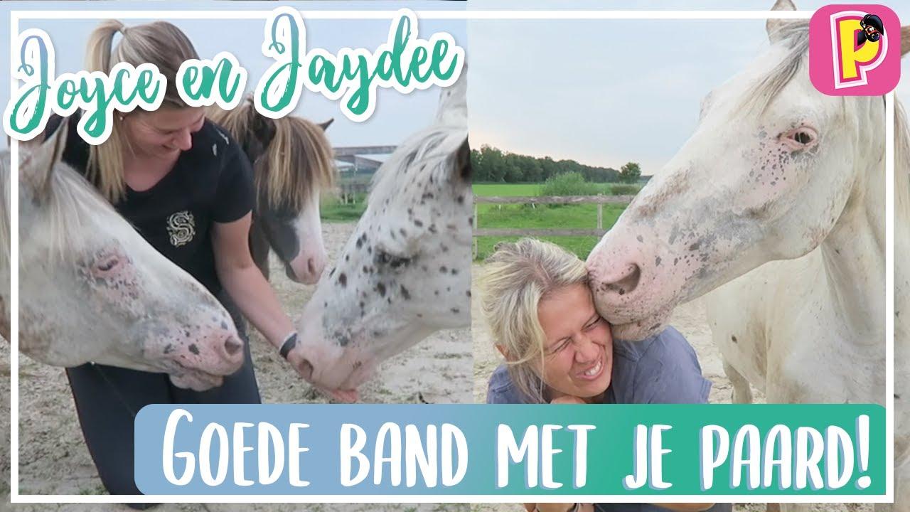 Goede band met je paard! | J&J |  PennyTV