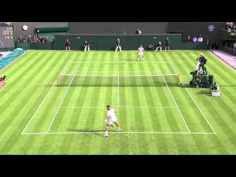 2013 Day 1 Highlights: Rafael Nadal v Steve Darcis