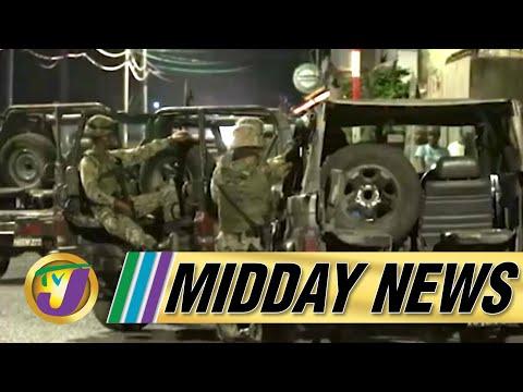 PNP Press Gov't for Crime Plan | Gov't Doctors Contract Dispute | TVJ Midday News - June 28 2021