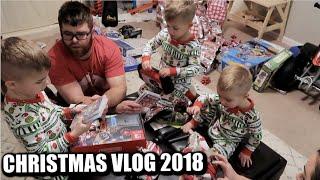 CHRISTMAS VLOG 2018 // MAMA APPROVED