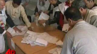 Afghan Opposition Leader Charges Election Fraud