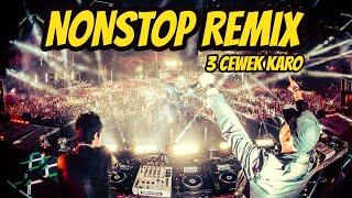 Lasam Lasam - Nonstop Remix 3 Cewek Karo (Official Music Video)