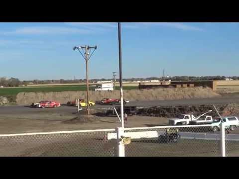 I-76 Speedway - Street Stock Feature 11/1/15