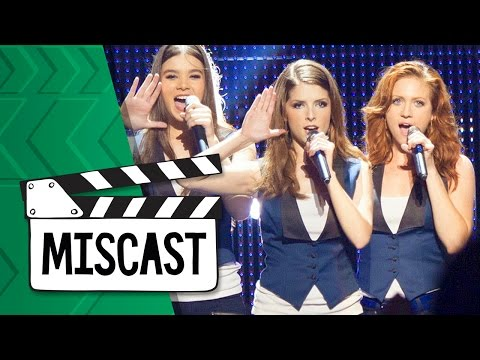 MisCast | Pitch Perfect Failed Celebrity Auditions (2015) - Movie Parody HD