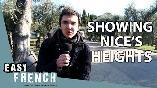 Showing things in Cimiez, Nice hilltop | Super Easy French 58
