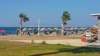 İzmir Urla Kum denizi plajı
