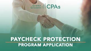 SBA Loan – Paycheck Protection Program Application – CARES Act