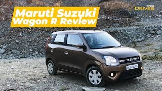 New 2019 Maruti Suzuki WagonR Test Drive Review