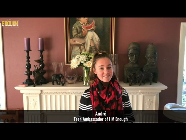 André (Teen Ambassador)- Why we think comments/likes on social media are so important?