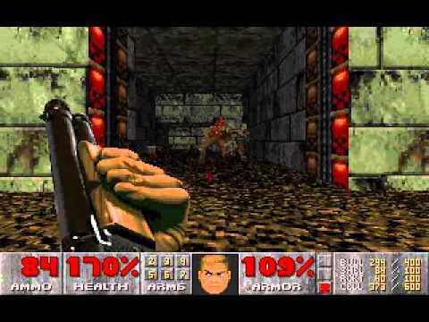 The Ultimate Doom (Original DOS Version) - Episode 4: Thy Flesh Consumed