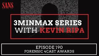 Episode 190: Forensic 4Cast Awards