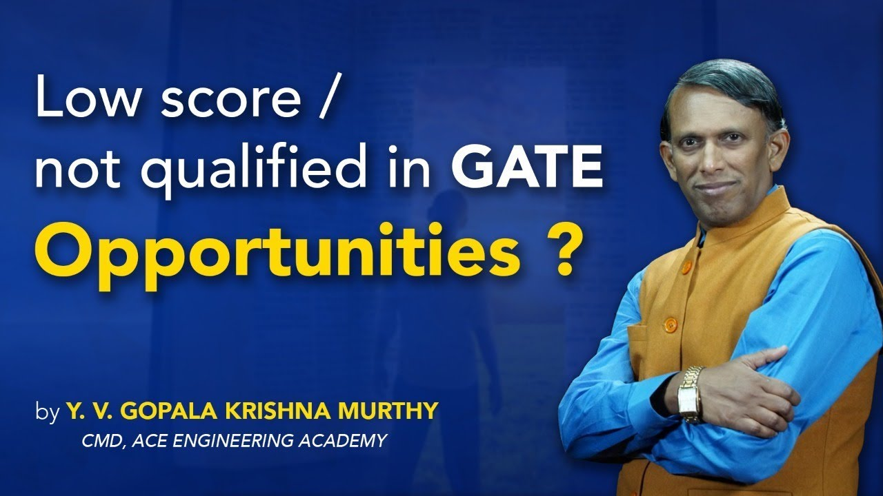 ACE Engineering Academy - Leading institute for ESE / GATE