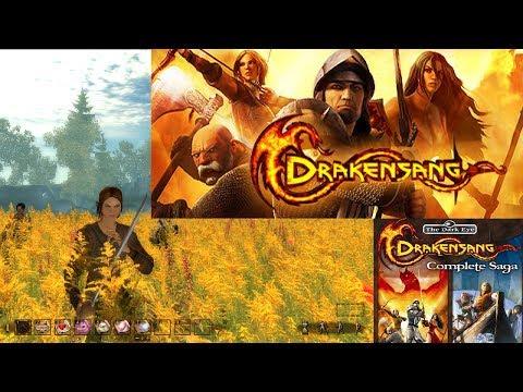 Drakensang: The Dark Eye [gameplay Review] Rpg