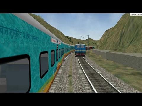MSTS Indian Railways Howrah JN. extended till Gaya JN.