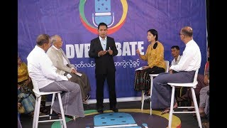 DVB Debate Live: