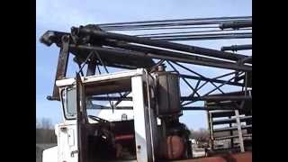 72 Linkbelt HC138 65 Ton Crane from St. Louis, Mo