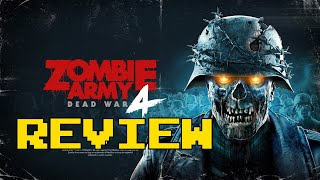 Zombie Army 4: Dead War Review (Video Game Video Review)