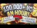 NBA 2K18 UNLIMITED VC GLITCH *NEW* 500K VC IN 1 HOUR!! VC GLITCH PATCH 8 2018!