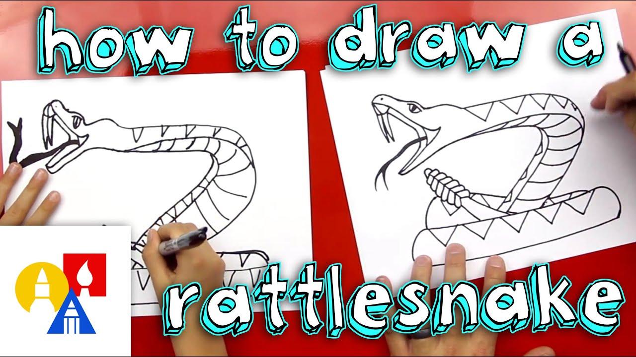 Snake Drawing Kids