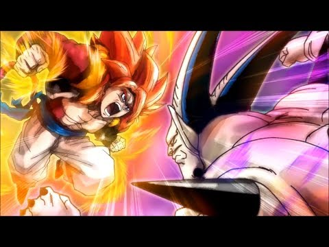 Dokkan Battle Boss Rush Battle Royal - Shadow Dragon Arc Team