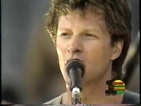 Jon Bon Jovi - Prayer '94 (Live on Myrtle Beach 1997)