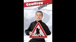 Extraits Geoffrey dérape